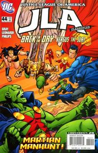 Cover Thumbnail for JLA: Classified (DC, 2005 series) #44
