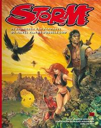 Cover Thumbnail for Storm (Don Lawrence Collection, 2005 series) #23 - De navel van de dubbele god