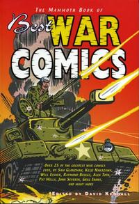 Cover Thumbnail for The Mammoth Book of Best War Comics (Carroll & Graf, 2007 series)