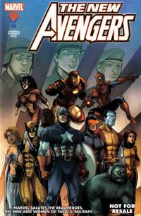 Cover Thumbnail for AAFES 3rd Edition [New Avengers] (Marvel, 2006 series)