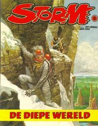 Cover Thumbnail for Storm (Oberon, 1978 series) #1 - De diepe wereld