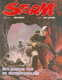 Cover Thumbnail for Storm (Oberon, 1978 series) #6 - Het geheim van de nitronstralen