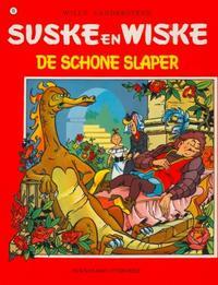 Cover Thumbnail for Suske en Wiske (Standaard Uitgeverij, 1967 series) #85 - De schone slaper