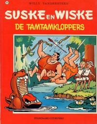 Cover Thumbnail for Suske en Wiske (Standaard Uitgeverij, 1967 series) #88 - De tamtamkloppers