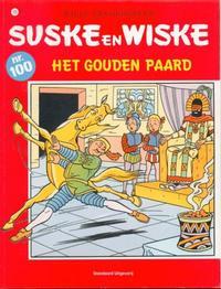 Cover Thumbnail for Suske en Wiske (Standaard Uitgeverij, 1967 series) #100 - Het gouden paard