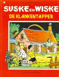 Cover Thumbnail for Suske en Wiske (Standaard Uitgeverij, 1967 series) #103 - De klankentapper