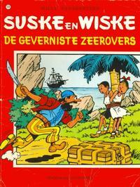 Cover Thumbnail for Suske en Wiske (Standaard Uitgeverij, 1967 series) #120 - De geverniste zeerovers