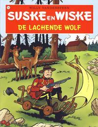 Cover Thumbnail for Suske en Wiske (Standaard Uitgeverij, 1967 series) #148 - De lachende wolf [Herdruk 2008]