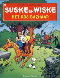 Cover Thumbnail for Suske en Wiske (Standaard Uitgeverij, 1967 series) #151 - Het ros Bazhaar [Herdruk 2008]