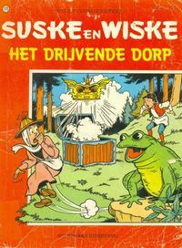 Cover Thumbnail for Suske en Wiske (Standaard Uitgeverij, 1967 series) #173 - Het drijvende dorp