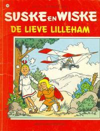 Cover Thumbnail for Suske en Wiske (Standaard Uitgeverij, 1967 series) #198 - De lieve Lilleham