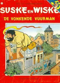 Cover Thumbnail for Suske en Wiske (Standaard Uitgeverij, 1967 series) #246 - De vonkende vuurman