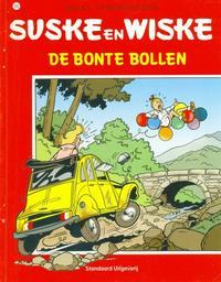 Cover Thumbnail for Suske en Wiske (Standaard Uitgeverij, 1967 series) #260 - De bonte bollen