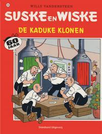 Cover Thumbnail for Suske en Wiske (Standaard Uitgeverij, 1967 series) #289 - De kaduke klonen