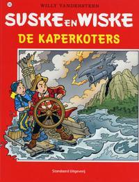 Cover Thumbnail for Suske en Wiske (Standaard Uitgeverij, 1967 series) #293 - De kaperkoters