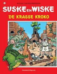 Cover Thumbnail for Suske en Wiske (Standaard Uitgeverij, 1967 series) #295 - De krasse kroko