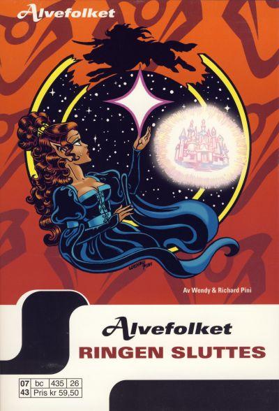 Cover for Alvefolket (Hjemmet / Egmont, 2005 series) #26