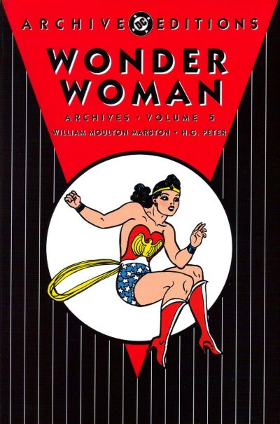 Cover for Wonder Woman Archives (DC, 1998 series) #5