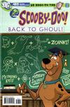 Cover for Scooby-Doo (DC, 1997 series) #123