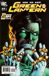 Cover for Green Lantern (DC, 2005 series) #23 [Direct Sales]