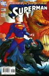 Cover for Superman (DC, 2006 series) #668