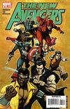 Cover for New Avengers (Marvel, 2005 series) #34