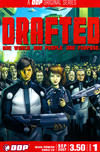 Cover for Drafted (Devil's Due Publishing, 2007 series) #1