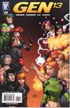 Cover for Gen 13 (DC, 2006 series) #11