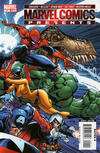 Cover for Marvel Comics Presents (Marvel, 2007 series) #1