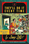 Cover for They'll Do It Every Time (Pocket Books, 1945 series) #298