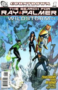 Cover Thumbnail for Countdown Presents: The Search for Ray Palmer: Wildstorm (DC, 2007 series) #1
