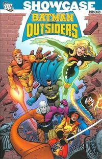 Cover Thumbnail for Showcase Presents: Batman and the Outsiders (DC, 2007 series) #1