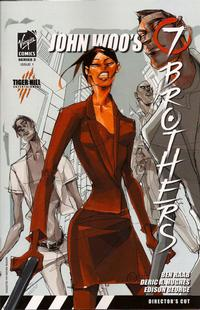 Cover Thumbnail for 7 Brothers (Virgin, 2007 series) #1