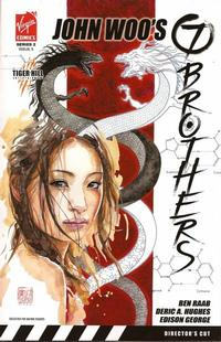 Cover Thumbnail for 7 Brothers (Virgin, 2007 series) #5