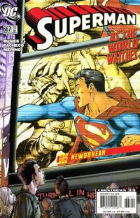 Cover Thumbnail for Superman (DC, 2006 series) #667