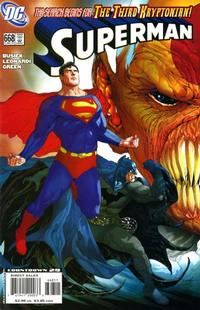 Cover Thumbnail for Superman (DC, 2006 series) #668 [Direct Sales]