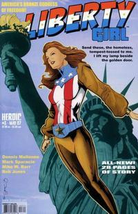 Cover Thumbnail for Liberty Girl (Heroic Publishing, 2006 series) #3