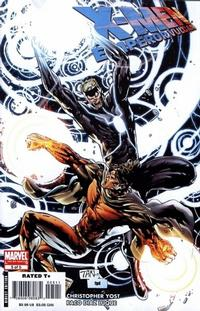 Cover Thumbnail for X-Men: Emperor Vulcan (Marvel, 2007 series) #5 [Direct Edition]