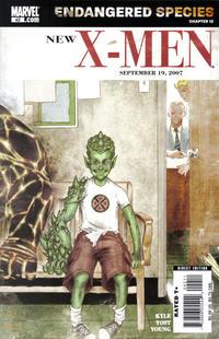 Cover Thumbnail for New X-Men (Marvel, 2004 series) #42