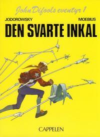 Cover Thumbnail for John Difools eventyr (Cappelen, 1986 series) #1 - Den svarte inkal