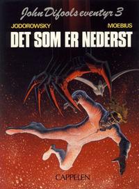 Cover Thumbnail for John Difools eventyr (Cappelen, 1986 series) #3 - Det som er nederst