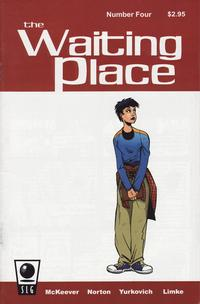 Cover Thumbnail for The Waiting Place (Slave Labor, 1999 series) #4
