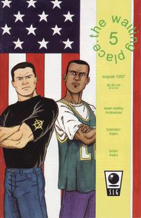 Cover Thumbnail for The Waiting Place (Slave Labor, 1997 series) #5