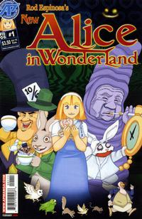 Cover Thumbnail for New Alice in Wonderland (Antarctic Press, 2006 series) #1