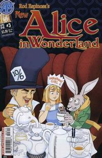 Cover Thumbnail for New Alice in Wonderland (Antarctic Press, 2006 series) #3