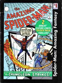 Cover Thumbnail for Spider-Man: Amazing Fantasy [Family Dollar Edition] (Marvel, 2005 series)
