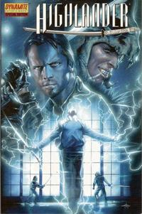 Cover Thumbnail for Highlander Special Edition (Dynamite Entertainment, 2007 series)