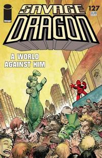 Cover for Savage Dragon (Image, 1993 series) #127