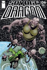 Cover for Savage Dragon (Image, 1993 series) #129