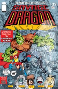 Cover Thumbnail for Savage Dragon (Image, 1993 series) #132